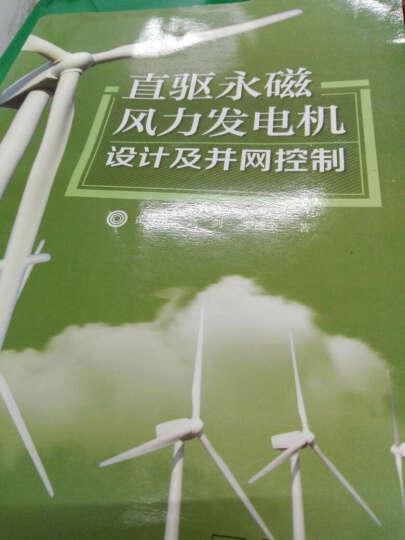 直驱永磁风力发电机设计及并网控制 晒单图