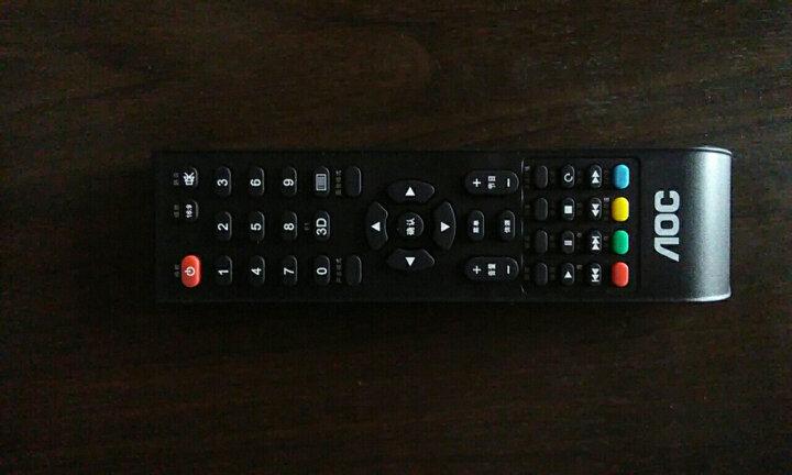 AOC LD39E12M 39英寸高清LED平板数字电视 夏普技术屏 晒单图