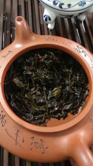 黑茶砖茶免撬砖茶长盛川湖北青砖茶散茶精粹茶叶460g 晒单图