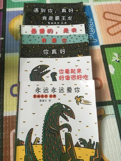宫西达也恐龙系列 你看起来好像很好吃全套7册 我是霸王龙 你真好 永远永远爱你 遇到你,真好 蒲蒲兰 晒单图