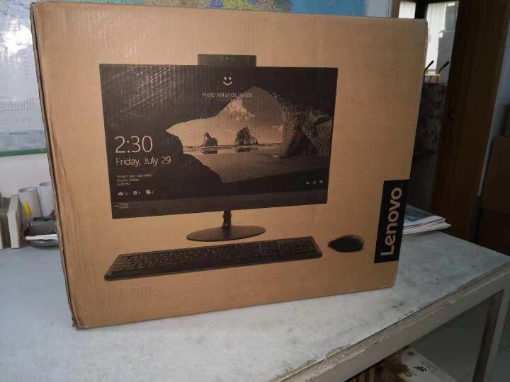 联想(Lenovo) AIO 520-22/510 致美一体机电脑/商用办公 23英寸黑色/A4-9120/4G/1T/2G独显 晒单图