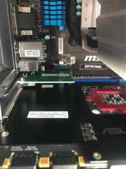普联(TP-LINK) TP-LINK 台式机网卡以太网自适应 TG-3269E PCI-E千兆有线网卡 晒单图