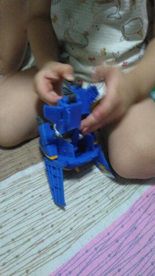奥迪双钻(AULDEY)超级飞侠 儿童玩具男孩益智变形机器人-胡须爷爷 710260 晒单图