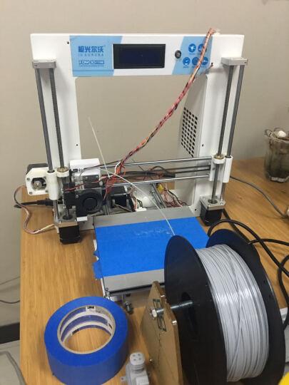 极光尔沃 A3 桌面型 立体 DIY 3D打印机 DIY散件 晒单图