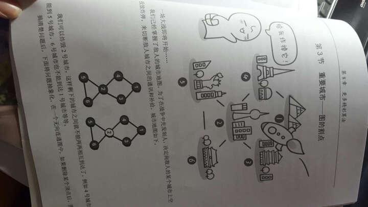 啊哈!算法 啊哈磊 计算机与互联网 书籍 算法导论学习指南 ACM和信息学竞赛备考宝典 晒单图