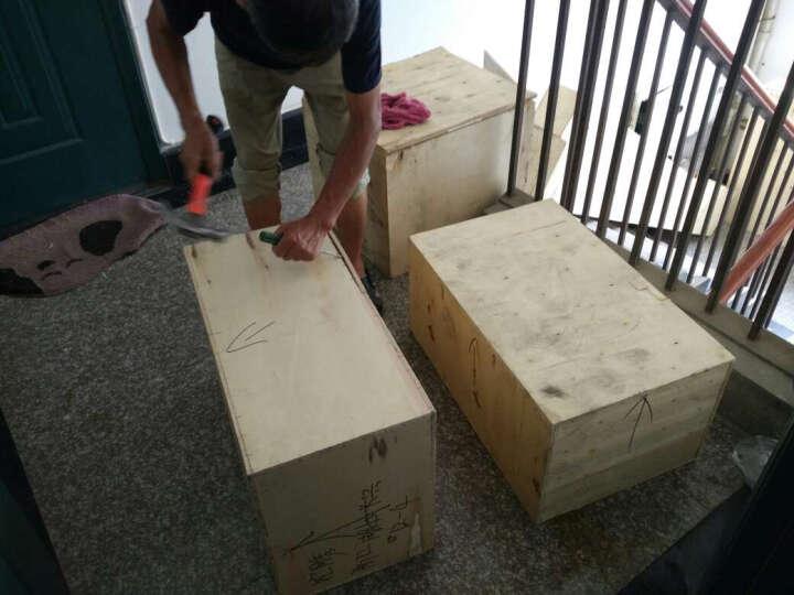 维玛现代简约主卧板式双人1.5/1.8米矮床板式北欧榻榻米床定制板床 情趣踏踏米公寓床 亮光烤漆 1800*2000 晒单图