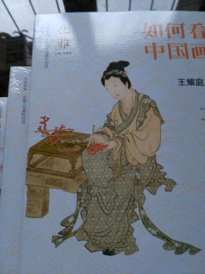 如何看中国画+当书法成为艺术+中国图书三千年+诗歌在唱什么+陶瓷之路 套装共5册(优雅丛书) 晒单图