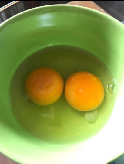 菜源农场 新鲜绿壳土鸡蛋 30枚 晒单图