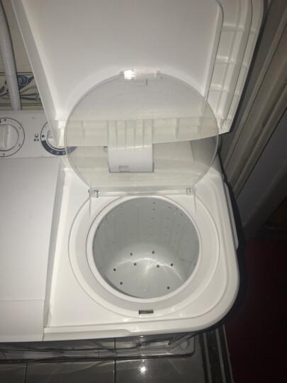 金帅(jinshuai) 5公斤 全半自动洗衣机 双杠  双桶 波轮洗衣机 家用 小型洗衣机 京东秒杀 XPB50-2668S 晒单图