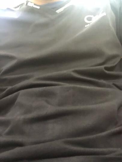 【清仓特卖】T恤男 2018男装新款休闲上衣纯棉衣服长袖t恤男 灰色丨兔头长袖 170/M 晒单图