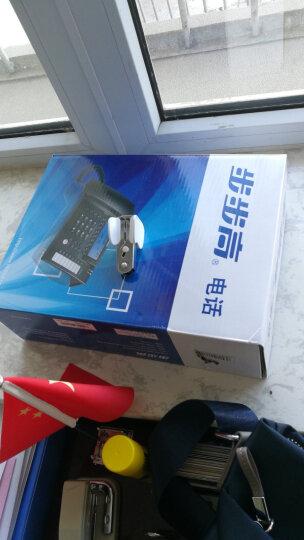 步步高 HCD198智能录音电话机座机 客服商务办公会议固定电话 电脑自动录音 屏幕拨打 海量存储 晒单图