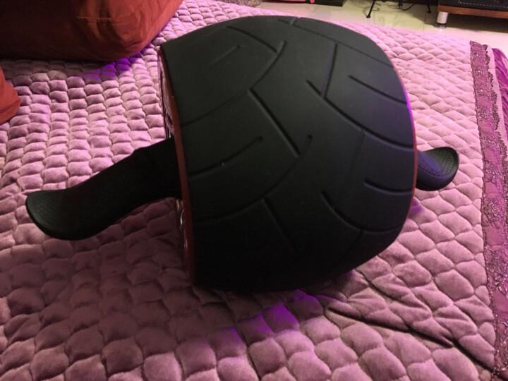 美国若赛健腹轮 回弹腹肌轮男健身轮健身器材 FE500健腹轮轮胎全皮 晒单图