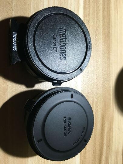 适马(SIGMA) MC-11 转接环 部分佳能EF口/适马SA卡口镜头转接索尼A7 适马卡口镜头在索尼微单相机使用(SA-E卡口) 晒单图