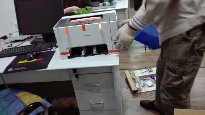 惠普(HP)彩色激光打印机M254DW无线打印机家用办公A4打印 彩色激光打印机M254DW 晒单图