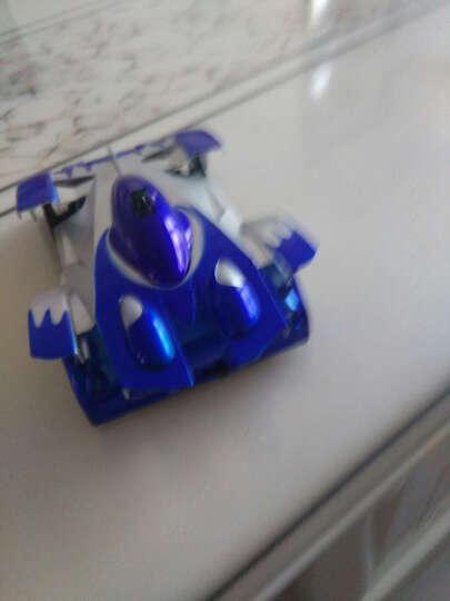 乐启宝 儿童玩具攀爬遥控汽车电动遥控爬墙车玩具车模生日礼物 美致47cm大型遥控车蓝色 晒单图
