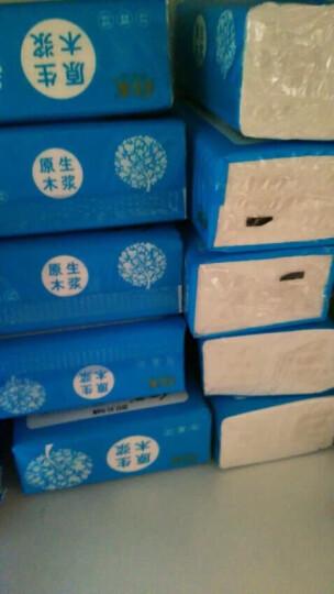 多吉美(DUOJIMEI) 多吉美婴儿纸巾宝宝专用抽纸柔软3层面巾纸餐巾纸 10包 晒单图