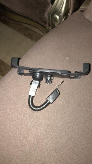 迪尤途(DUUTI)电动车手机支架摩托车电动踏板车导航架电瓶车后视镜款通用 反光镜车把专用款 晒单图