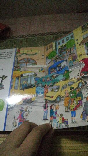 1-4岁幼儿专注力培养游戏书·宝宝专注力1000(精装 套装全6册) 晒单图