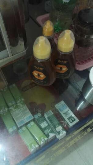 心之源 纯净天然成熟土蜂蜜礼盒 农家自产野生蜂蜜456g*2瓶礼盒装  晒单图
