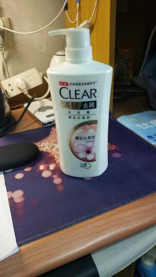 清扬(CLEAR)洗发水 男士去屑洗发露活力运动薄荷型750g(新老包装随机发) 晒单图