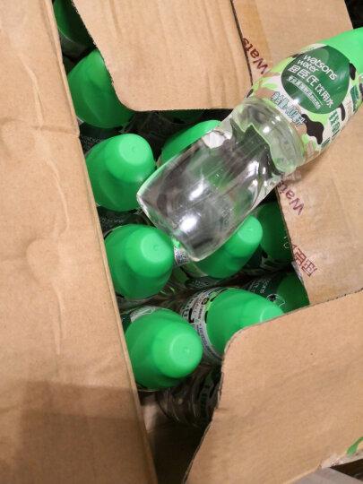 屈臣氏(Watsons) 饮用水(蒸馏制法)600ml*24瓶 整箱装 晒单图