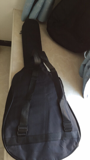 尼乐(Nirol) 尼乐NIROL 41寸40寸加厚民谣木吉他电箱入门吉它海绵背包 晒单图