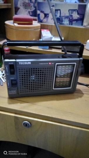 德生(Tecsun)R-304 收音机 音响 全波段 老年人收音机半导体 便携式 调频FM 中波MW 短波SW 校园广播 晒单图