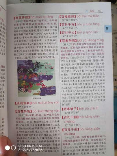 中华成语词典(单色插图本 第3版) 晒单图