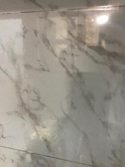 能臣 厨房防油贴纸耐高温透明玻璃贴瓷砖贴防水墙贴油烟机橱柜贴纸加厚6张装 90*60透明6张 晒单图