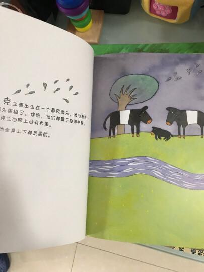 勇敢的克兰西 让孩子变得勇敢的绘本 蒲蒲兰绘本 晒单图