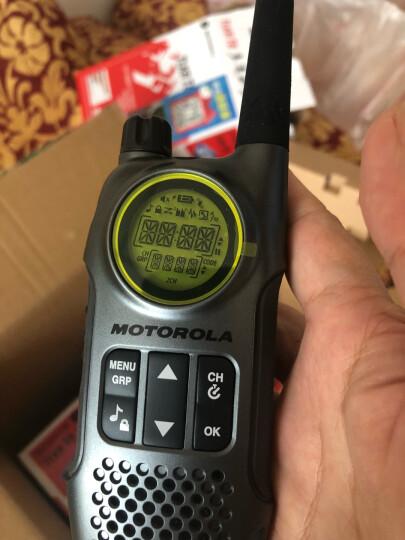 摩托罗拉T8 免执照对讲机 商用旗舰款 晒单图