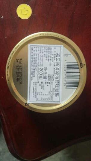 德国原装进口 嘉云糖嘉云斯水果糖果味硬糖罐装 多种口味选婚庆送礼喜糖 酸柠檬味 晒单图