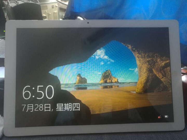 酷比魔方 iwork12 12.2英寸二合一平板电脑(Intel 凌动X5 正版win10+安卓5.1 4GB/64GB)前白后银 晒单图
