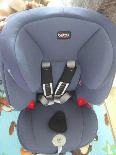 宝得适(BRITAX) 汽车儿童座椅 英国设计 安全座椅 9个月-12岁宝宝 超级百变王 闪耀紫【京东仓】 晒单图