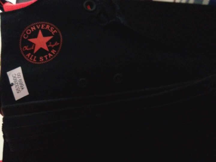 匡威女鞋 春秋款Chuck Taylor高帮露娜鞋垫舒适运动休闲鞋板鞋553259 553260C/露娜科技鞋垫 35.5/5 晒单图