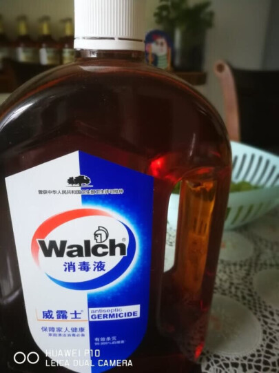 威露士(Walch) 家用消毒液1.8L 家居衣物除菌液 晒单图