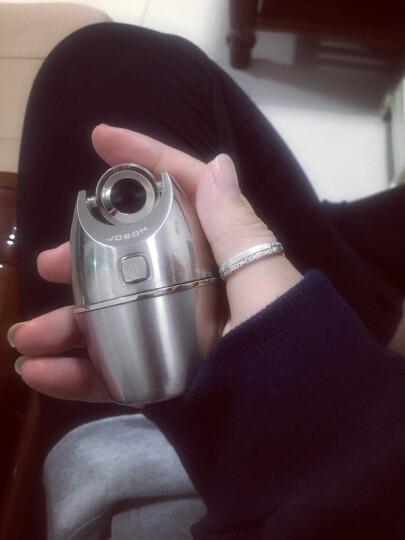 JOBON中邦 USB充电打火机+烟灰缸二合一 车用家用多功能电子防风球形电弧个性汽车载点烟器 金色 2018新款 晒单图