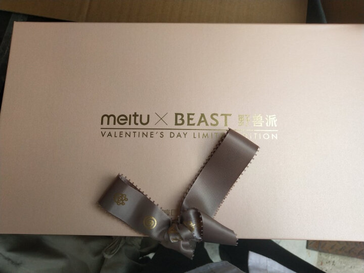 meitu x beast野兽派 美图T8s