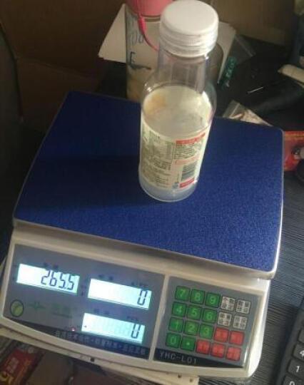 英衡精准电子秤计数称3kg6kg15kg30公斤称重秤台秤0.1计数秤点数秤计价秤称超市称 量程3Kg精度0.05g 晒单图