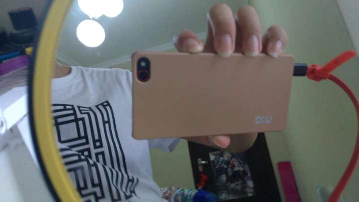 优加 磨砂手机壳保护套 适用于中兴努比亚Z9/Z9 MAX/大牛4/Z9mini/小牛4 5.2英寸-黑色(Z9) 晒单图