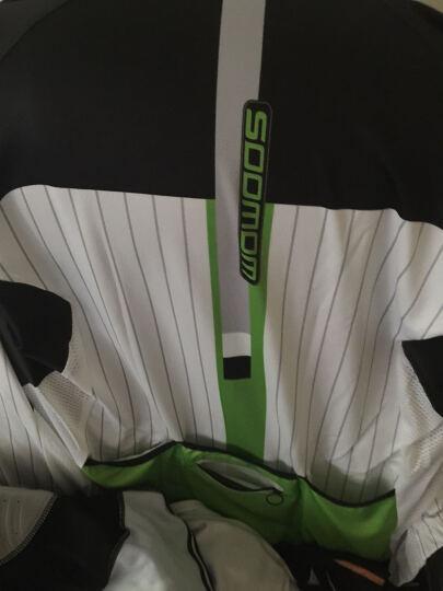 速盟LANCE SOBIKE2016新款春夏骑行服休闲单件上衣短袖骑行服男款 赛特 绿色 L 晒单图