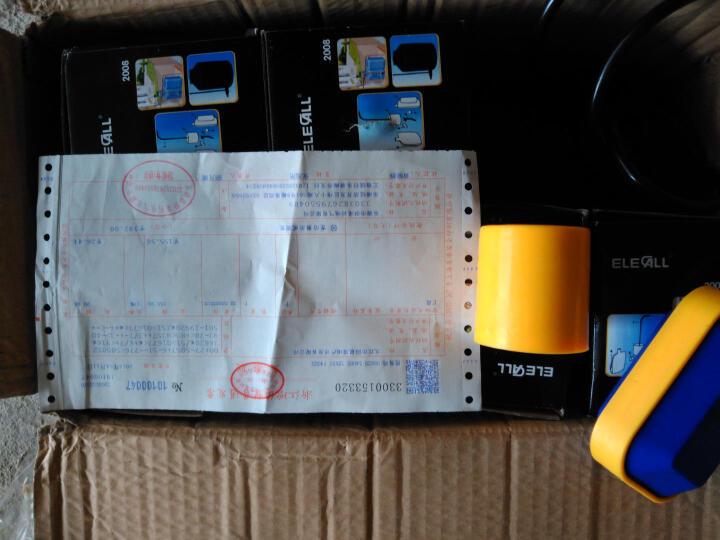伊莱科 浮球开关 液位开关 水位水泵控制器 液位继电器 水箱水塔水位开关 EM15-2 3C认证普通款(线径0.5mm2) 10米 晒单图