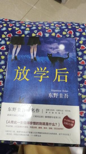 放学后 东野圭吾小说 晒单图