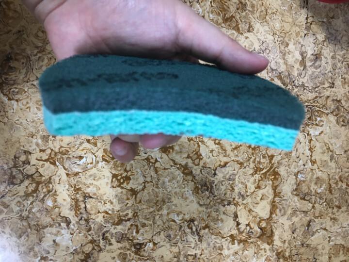 3M思高原装进口 木浆棉百洁布蝶形 去油易清洗(三片装) 晒单图