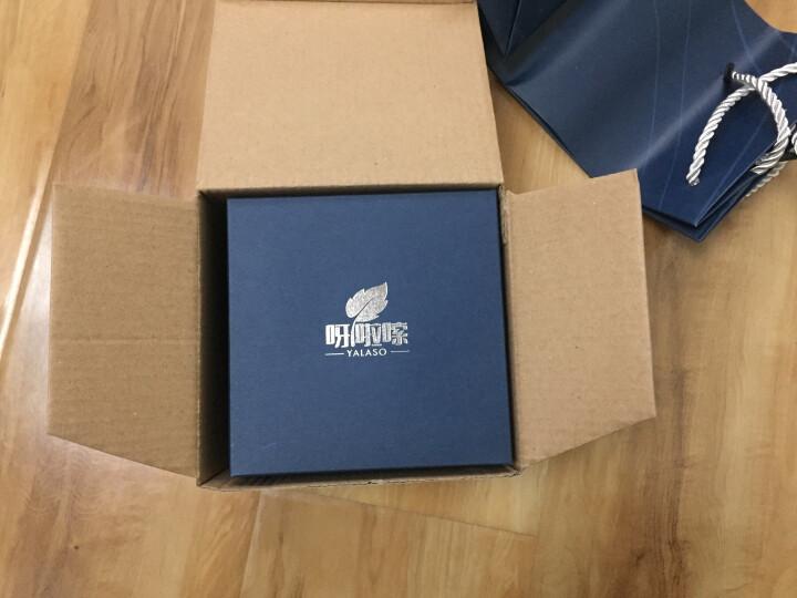 呀啦嗦 黑枸杞青海柴达木核心产区野生大果黑枸杞子手工精选级养生茶送礼 送礼盒送礼品袋 晒单图
