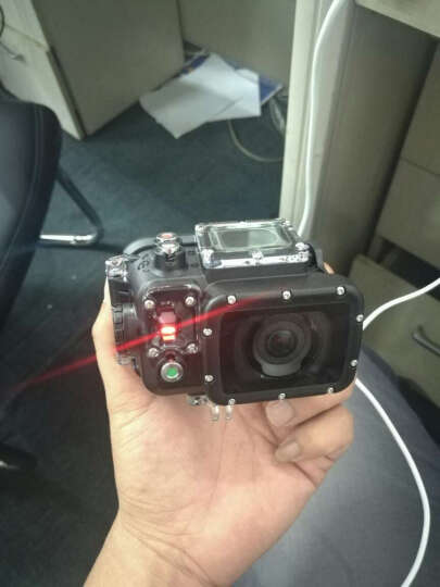 AEE S71T Plus真4K户外运动摄像机专业高清智能wifi防水运动相机 晒单图