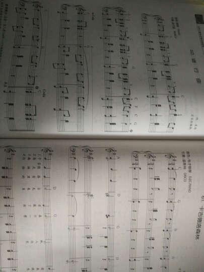 少年儿童电子琴系列教程:少年儿童电子琴中级教程(附DVD光盘1张) 晒单图