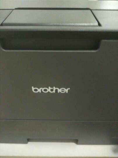兄弟(brother)HL-5580D 高速黑白激光双面打印机 高速 自动双面打印 可选配超大容量纸盒 晒单图