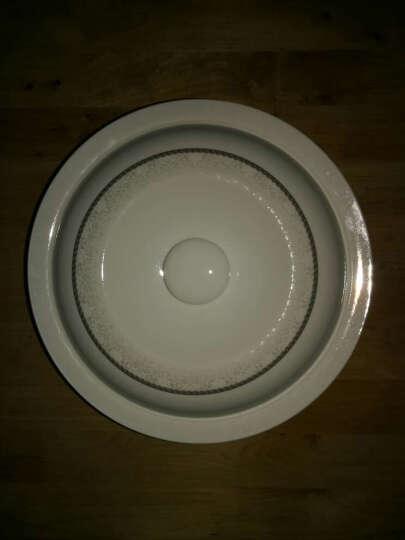 瓷启 饭碗泡面碗陶瓷碗具大碗米饭碗托盘子汤碗碟子西餐盘餐具牛排盘子碗套装饺子鱼盘骨瓷碗菜 品锅 晒单图