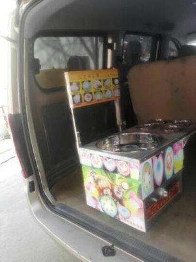 纳丽雅 棉花糖机商用燃气全自动花式拉丝彩色棉花糖机器 出糖器 单拍不发货 晒单图